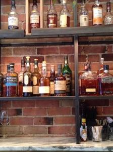 #Jatoba's bottom shelf